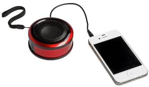genie roadbob mini lautsprecher boxen handy speaker iphone. Black Bedroom Furniture Sets. Home Design Ideas