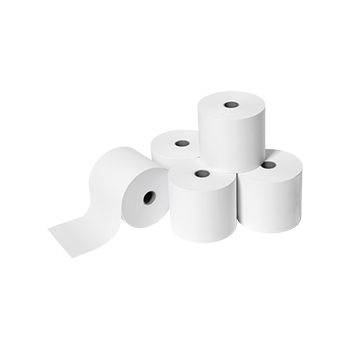 Add-on rolls in pack of 5, dimensions: 57mm width, 40m length, Ø sleeve: 12mm