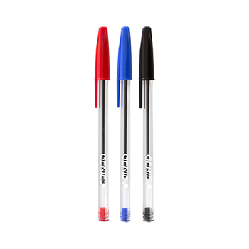 GENIE Ballpoint pen, sorted