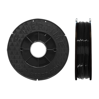 3D Drucker ABS Filament (1x500g, 1,75mm)  Farbe: schwarz