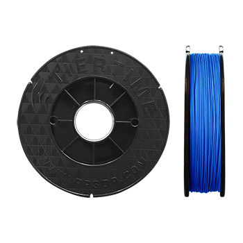 3D printer ABS filament (2x500g, 1.75mm)  Color: blue