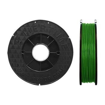 3D printer ABS filament (1x500g, 1.75mm)  Color: green
