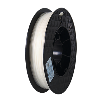 3D printer PLA filament (2x500g, 1.75mm)  Color: white