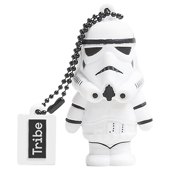 STAR WARS Stormtrooper USB Memory Stick: 16GB