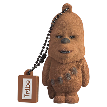 STAR WARS Chewbacca USB Memory Stick: 16GB
