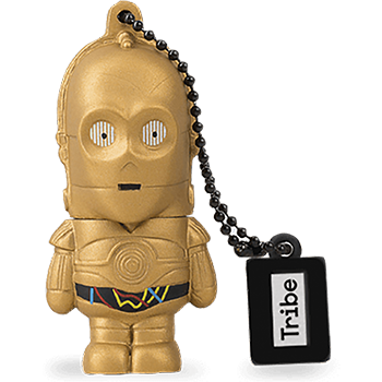STAR WARS C3PO  USB Memory Stick: 16GB