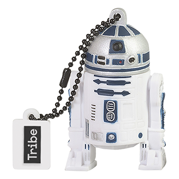 STAR WARS R2D2  USB Memory Stick: 16GB