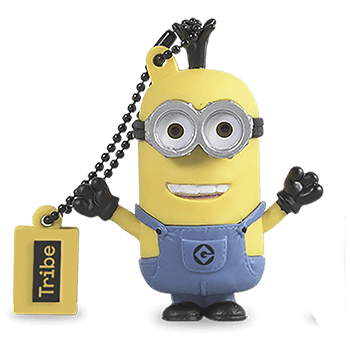 Minions Kevin  USB Memory Stick: 16GB