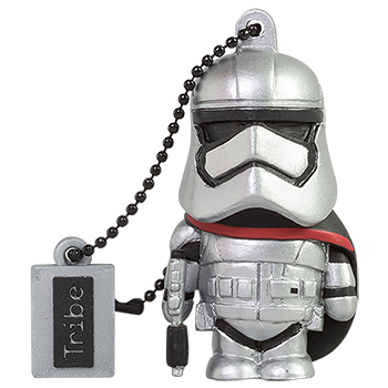 STAR WARS TFA Captain Phasma  USB Speicherstick: 16GB