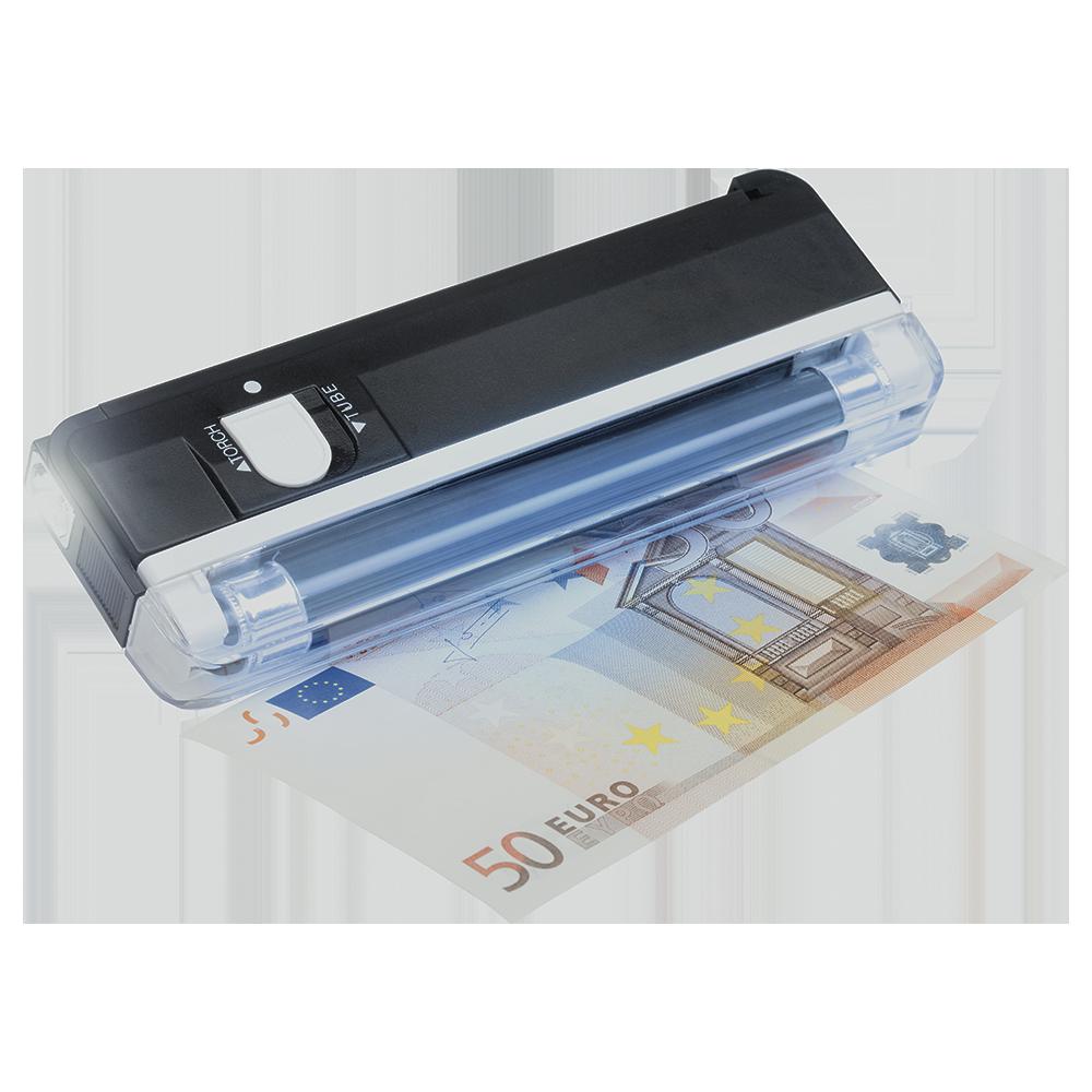 Portabler Geldscheinprüfer