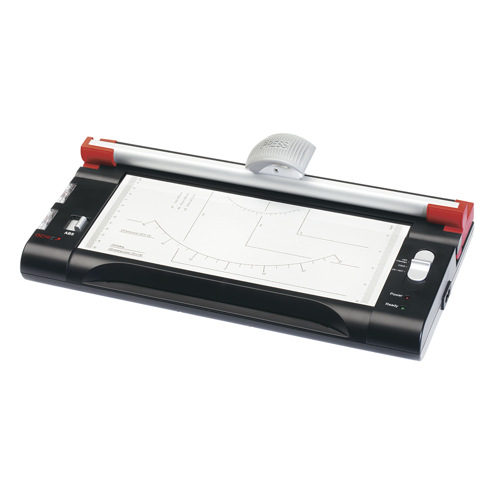 2 in 1 Hot and cold laminator + Paper cutter