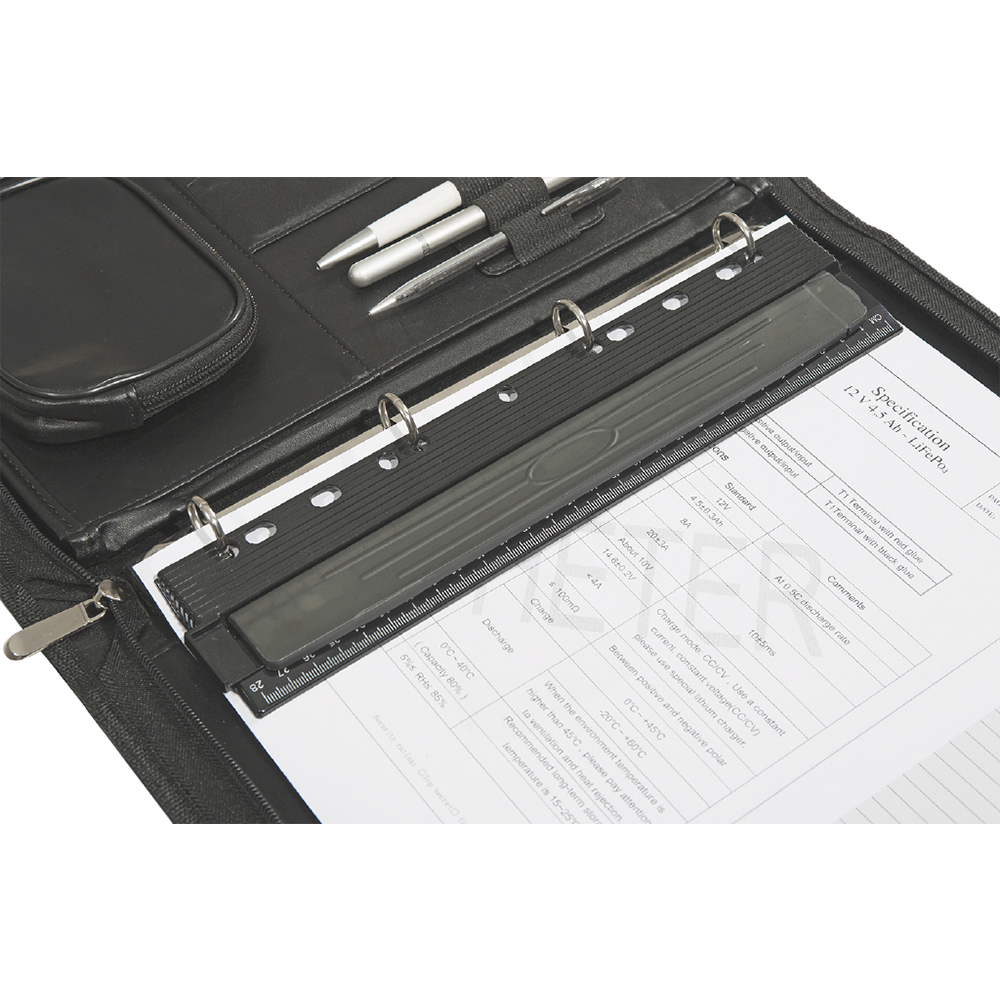 4-Hole punch for filing