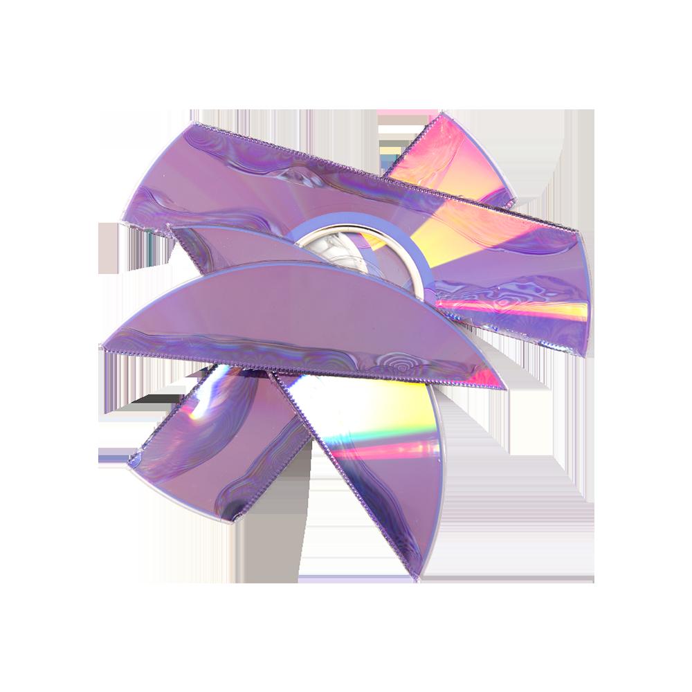Aktenvernichter, 7 Blatt, Streifenschnitt und CD-Vernichtung