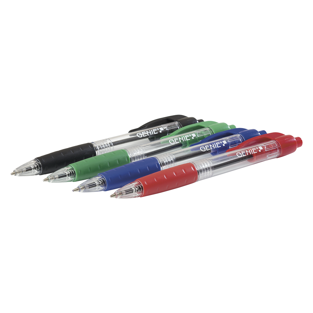 Ballpoint pen, sorted