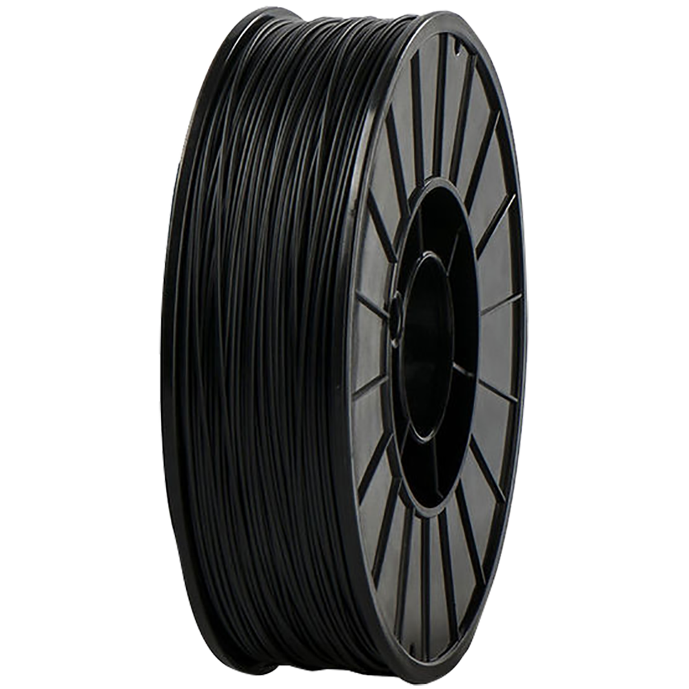 3D printer ABS filament (1x700g, 1.75mm)  Color: black