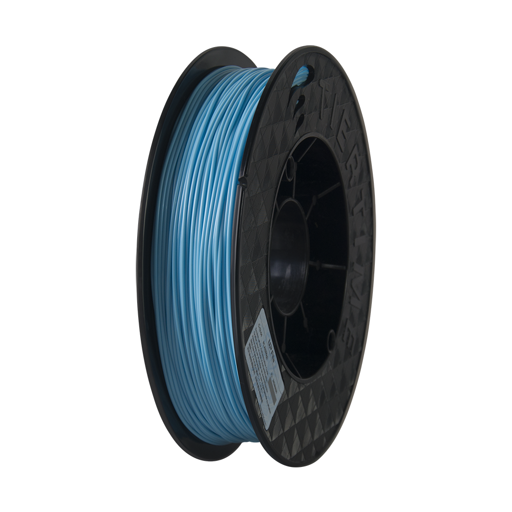 3D Drucker PLA Filament 0,7kg, (1x700g 1,75mm)  Farbe: blau