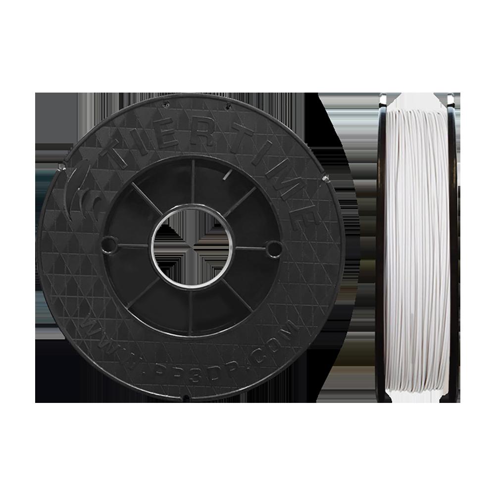 3D printer ABS filament (2x500g, 1.75mm)  Color: white