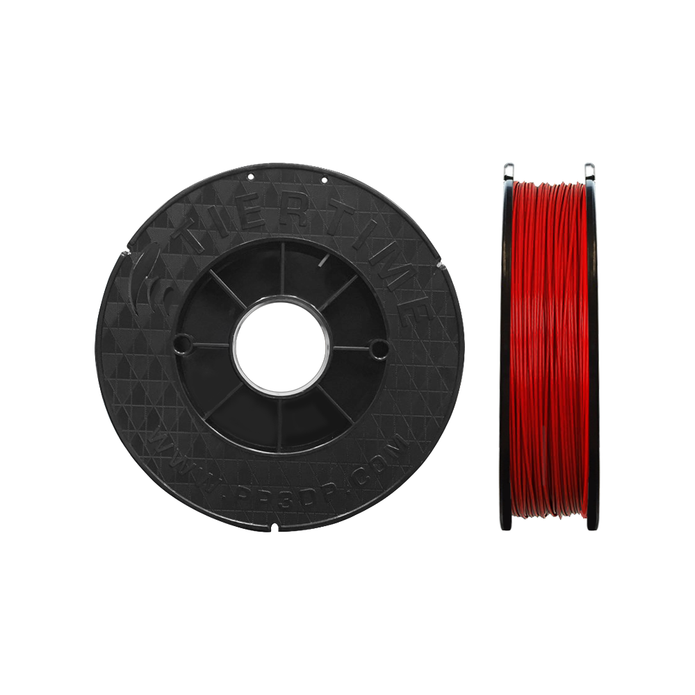 3D printer ABS filament (1x500g, 1.75mm)  Color: red