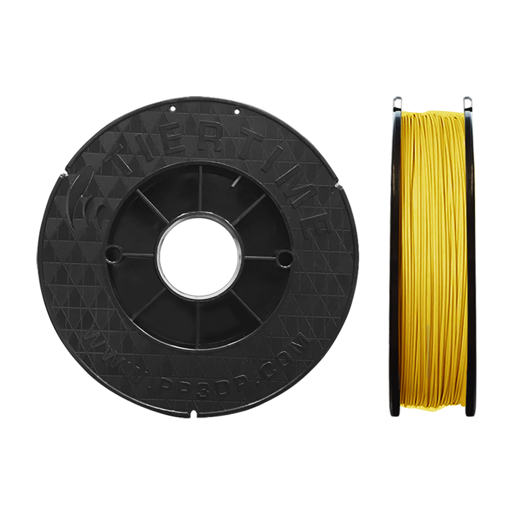 3D printer ABS filament (2x500g, 1.75mm)  Color: yellow