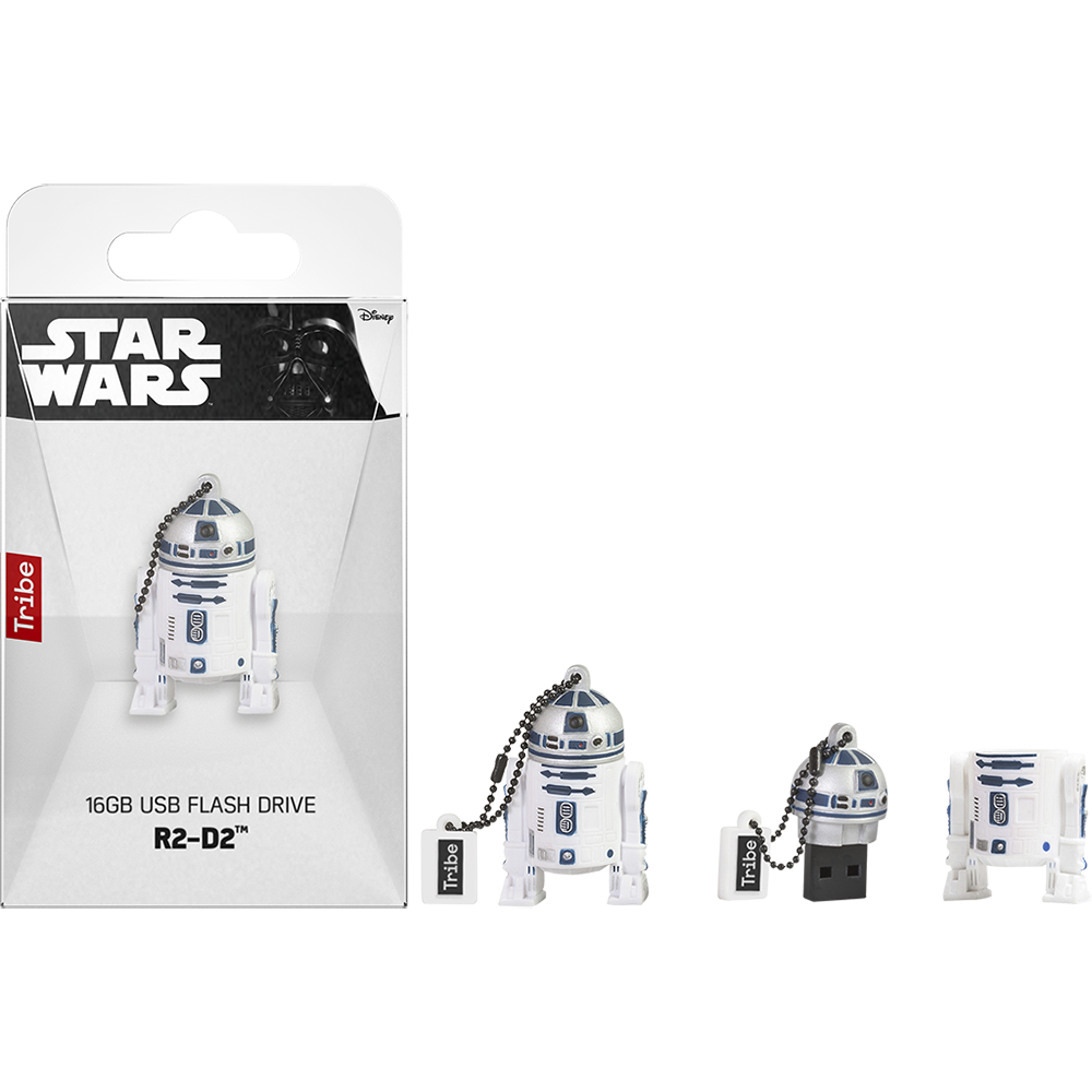 STAR WARS R2D2  USB Memory Stick: 16GB