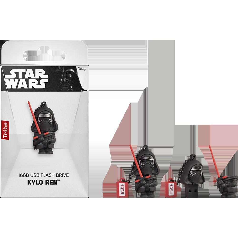 STAR WARS TFA Kylo Ren  USB Memory Stick: 16GB