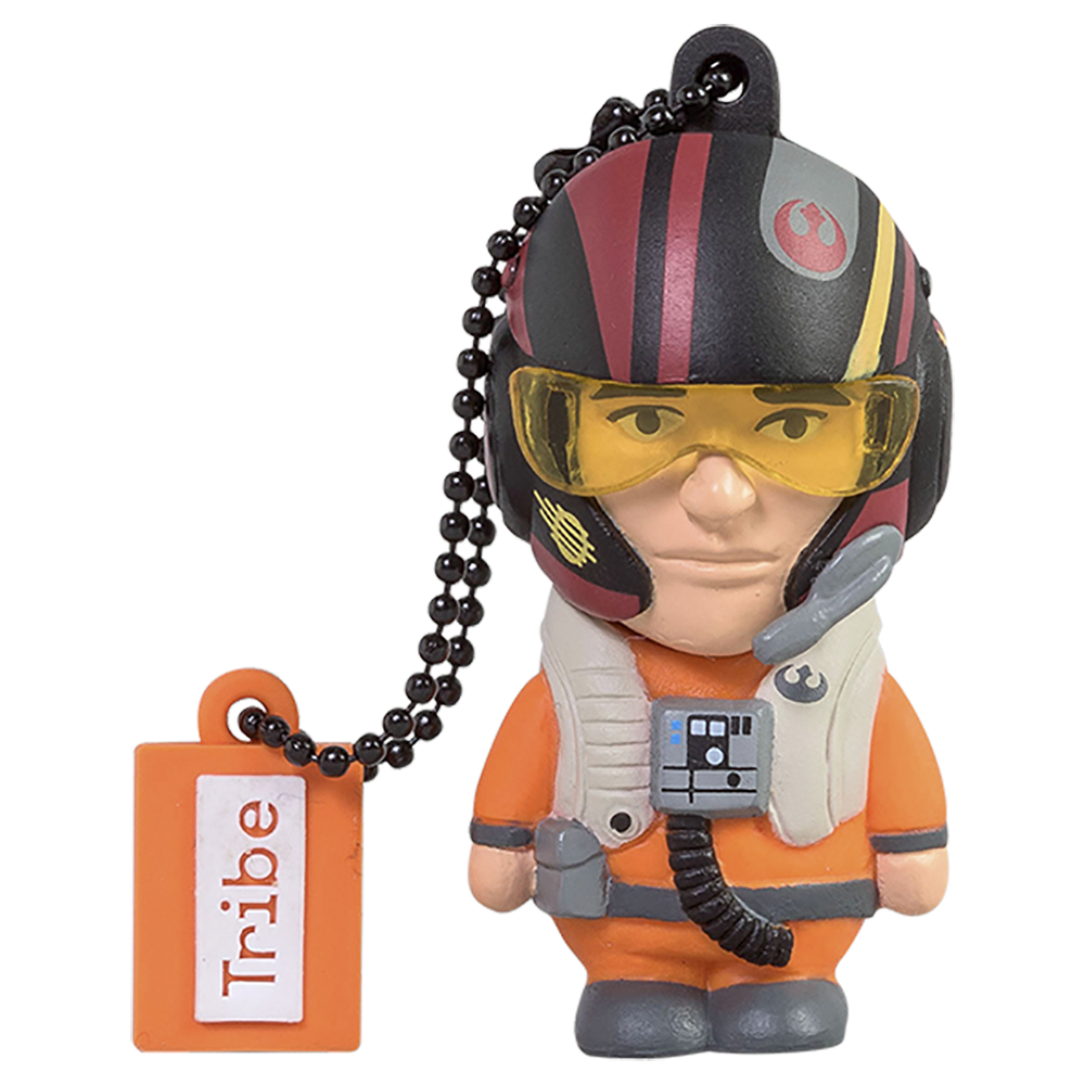 STAR WARS TFA Poe  USB Memory Stick: 16GB