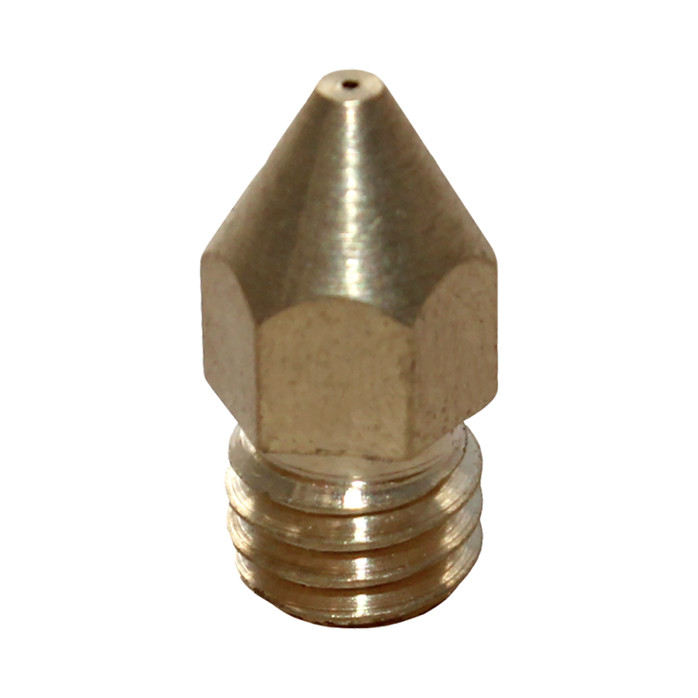 3D Printer Brass Nozzle 6mm V2