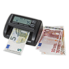 Money detector with counting function