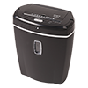Auto feed Papershredder, 75 sheets cross cut