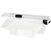 4-in-1 starter set, laminator DIN A4 incl. 50 laminating pouches, corner rounder and paper cutting edge