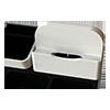 Desktop-Organizer mit integriertem Ladeplatz für Mobiltelefone