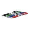 Ballpoint pen, sorted Pack of 12, 4 x black, 4 x blue, 2 x red and 2 x green