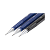 Pencils, including eraser and 3 spare leads per pin Pack of 4. Packing diameter: 2 x 0,5 mm and 1 x 0,7 mm