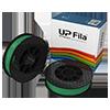 3D printer ABS filament (2x500g, 1.75mm)  Color: green